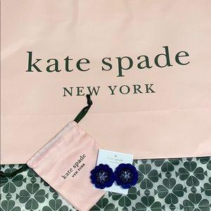 ♠️ Kate spade ♠️ snowy nights earrings